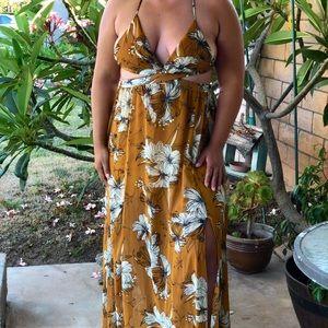 Windsor Boho summer dress